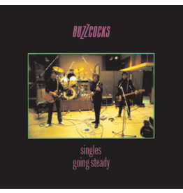 Domino Records Buzzcocks - Singles Going Steady (Coloured Vinyl)