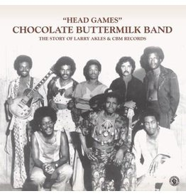 Past Due Records Chocolate Buttermilk Band - Head Games (The Story of Larry Akles & CBM Records)