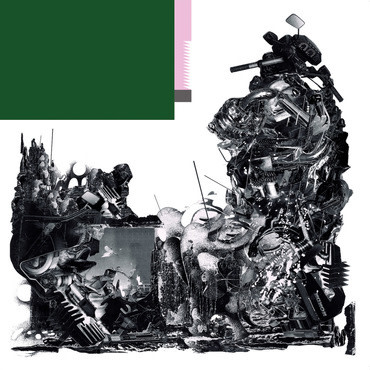 Rough Trade Records black midi - Schlagenheim