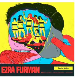 Bella Union Ezra Furman - Twelve Nudes (Coloured Vinyl)