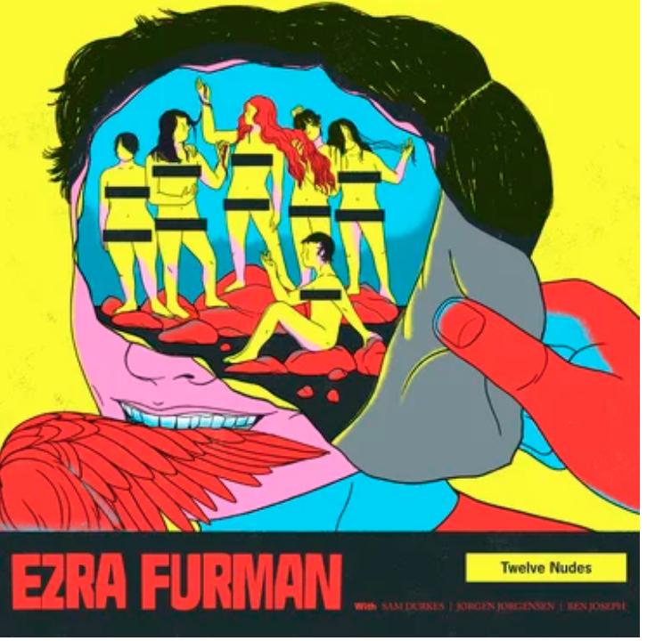 Bella Union Ezra Furman - Twelve Nudes (Coloured Vinyl)