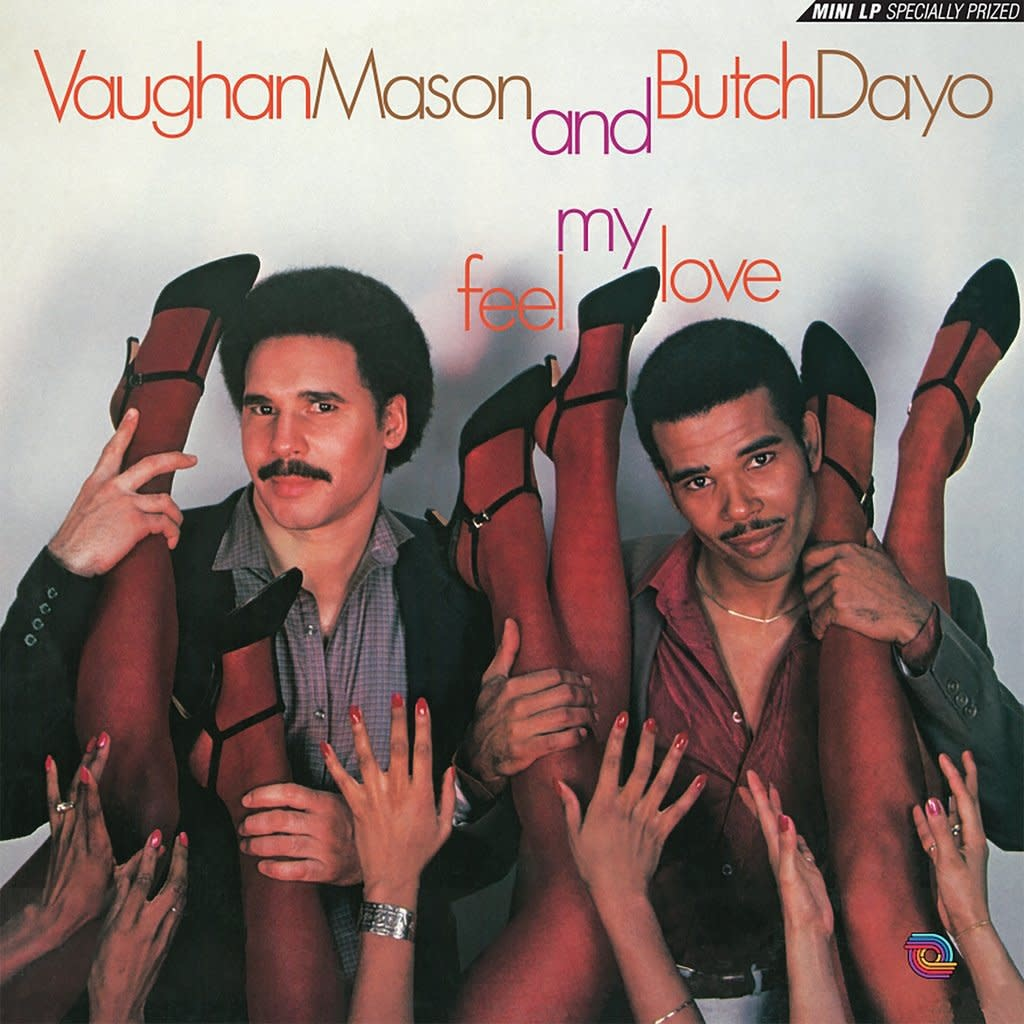 Be With Records Vaughan Mason And Butch Dayo - Feel My Love