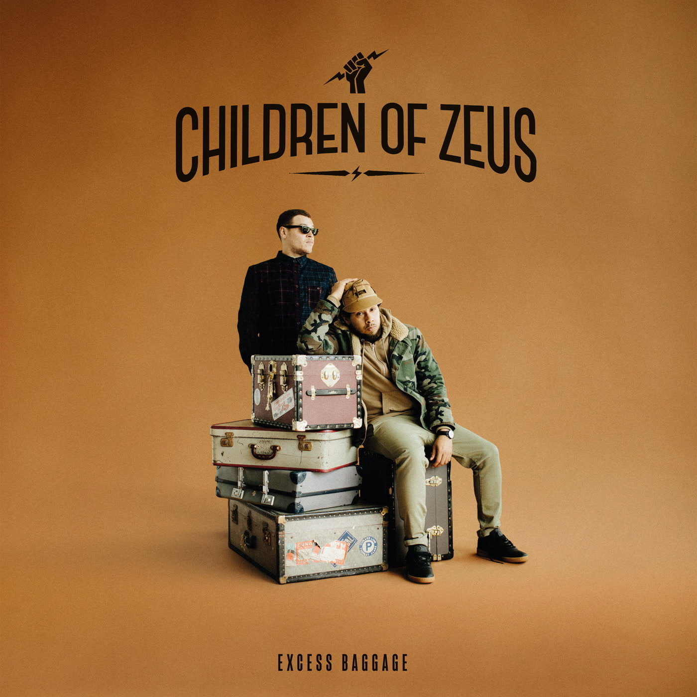First Word Records Children Of Zeus - Excess Baggage