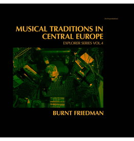 Nonplace Burnt Friedman - Musical Traditions In Central Europe
