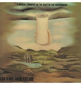 Now-Again Records David Axelrod - Earth Rot Instrumentals