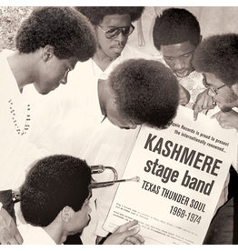 Now-Again Records Kashmere Stage Band - Texas Thunder Soul 1968-1974