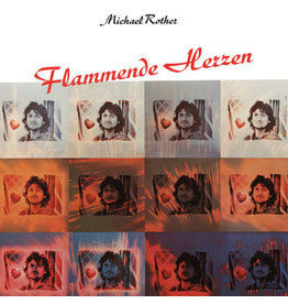 Gronland Records Michael Rother - Flammende Herzen