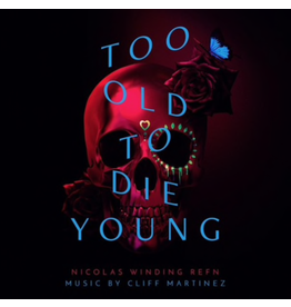 Milan Cliff Martinez - Too Old To Die Young
