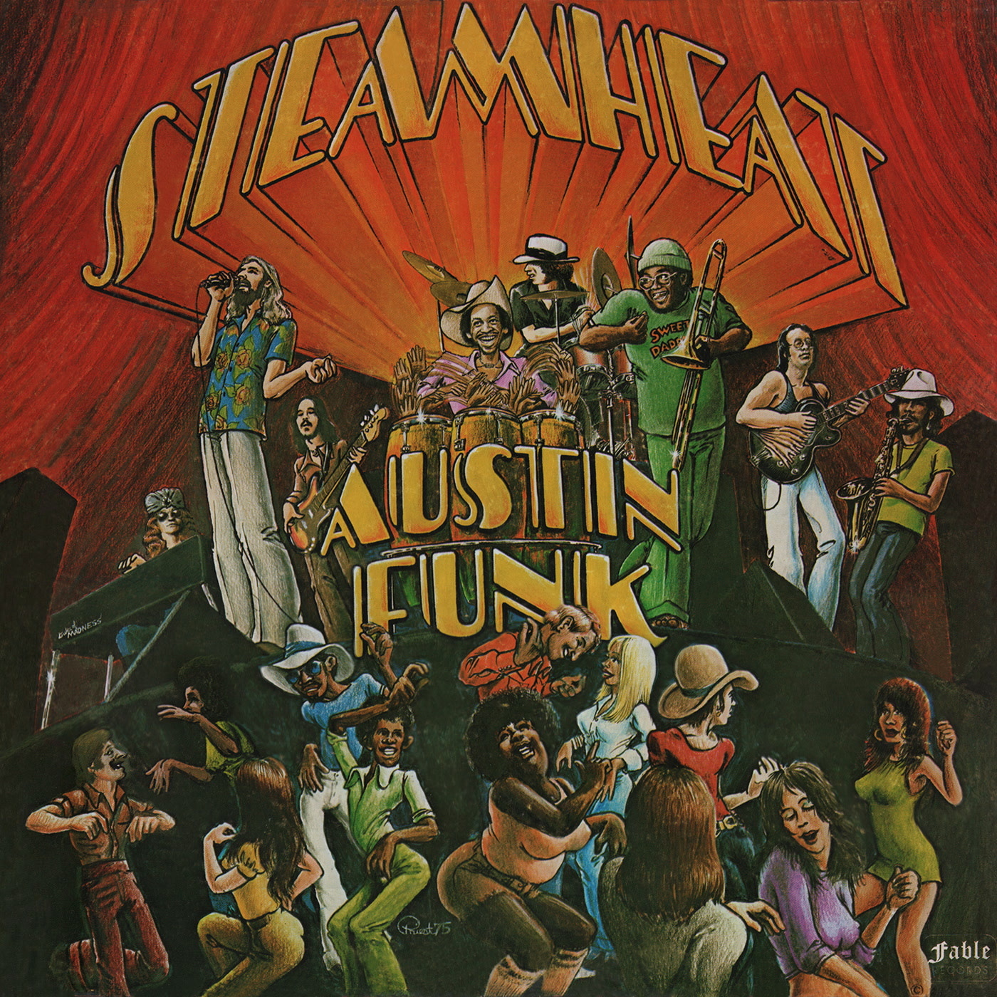 Jazzman Steamheat - Austin Funk
