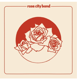 Jean Sandwich Records Rose City Band - Rose City Band
