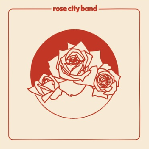 Jean Sandwich Records Rose City Band - Rose City Band ( SIGNED EDITION)