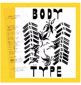 Partisan Records Body Type - EP 1 and EP 2