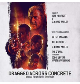 Invada Records Jeff Herriott / S Craig Zahler - Dragged Across Concrete OST (Coloured Vinyl)