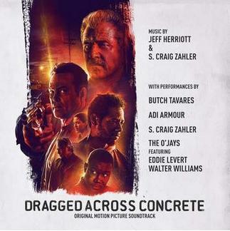 Invada Records Jeff Herriott / S Craig Zahler - Dragged Across Concrete OST (Coloured Vinyl)