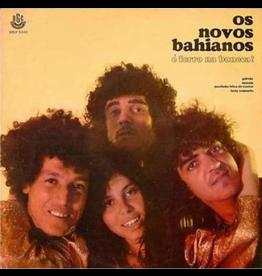 Mr Bongo Os Novos Baianos - E Ferro Na Boneca!