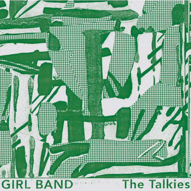Rough Trade Records Girl Band - The Talkies