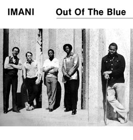 Mad About Records Imani - Out Of The Blue