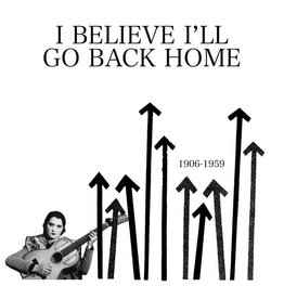 Mississippi Records Various - I Beieve I'll Go Back Home