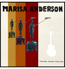 Mississippi Records Marisa Anderson - Traditional and Public Domain