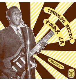 Domino Sound Tewolde Redda - Eritrea's Guitar Pioneer