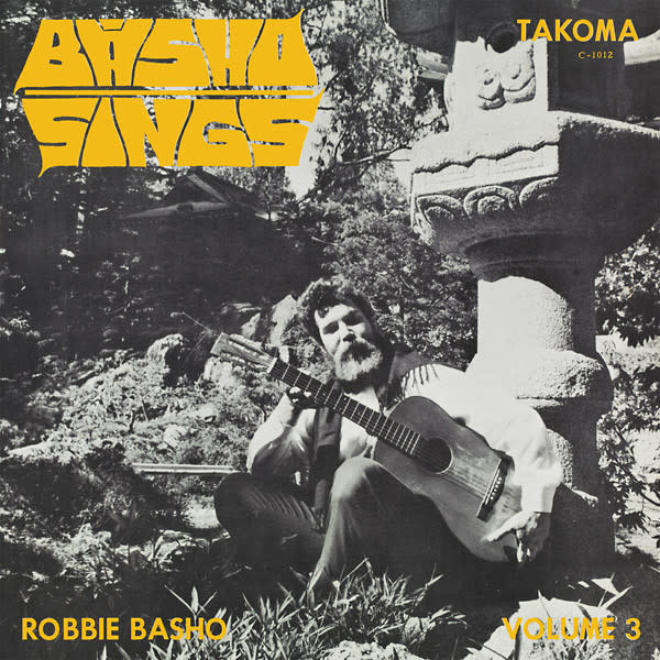 Takoma Robbie Basho - Basho Sings