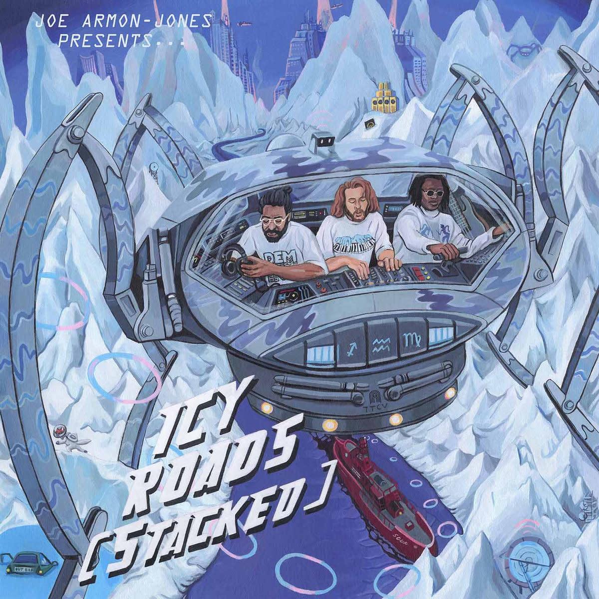 Brownswood Recordings Joe Armon-Jones - Icy Roads (Stacked)