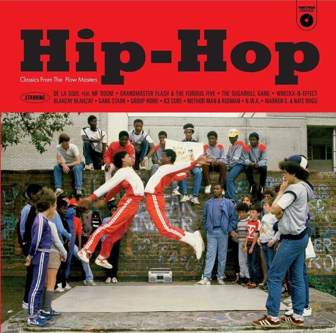 Wagram Music Various - Hip-Hop: Classics From The Flow Masters