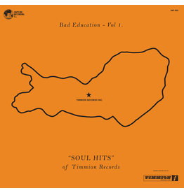 "Daptone Records Various - Bad Education Vol. 1: ""Soul Hits"" Of Timmion Records"