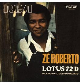 Mr Bongo Ze Roberto - Lotus 72 D