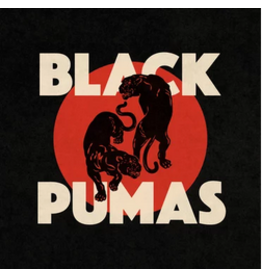 ATO Records Black Pumas - Black Pumas (Coloured Vinyl)