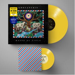 Night Time Stories Khruangbin - Hasta El Cielo (Coloured Vinyl)