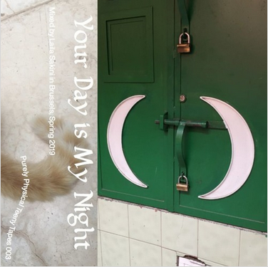 Purely Physical / Teeny Tapes Laila Sakini - Your Day Is My Night