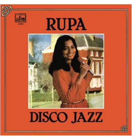 Numero Group Rupa - Disco Jazz (Coloured Vinyl)