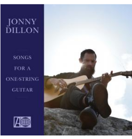 All City Dublin Jonny Dillon - Songs For A One-String Guitar
