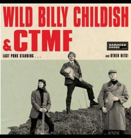 Damaged Goods Wild Billy Childish & CTMF - Last Punk Standing (Coloured Vinyl)