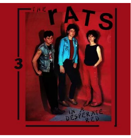 Mississippi Records The Rats - In a Desperate Red