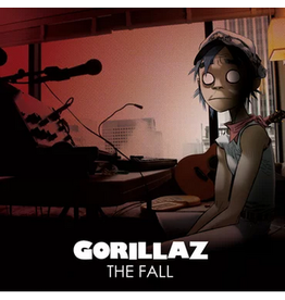 Parlophone Gorillaz - The Fall