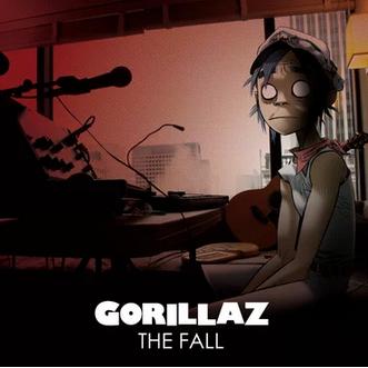 Parlophone Gorillaz - The Fall