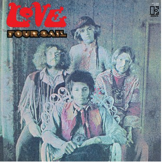 Rhino Love - Four Sail (Coloured Vinyl)