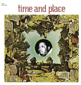 Future Days Records Lee Moses - Time and Place