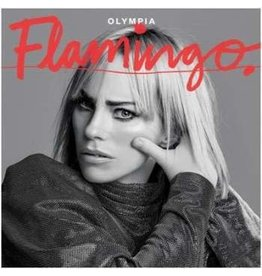 Opposite Number Olympia - Flamingo (Coloured Vinyl)