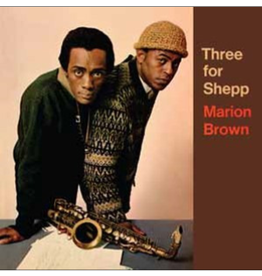 Superior Viaduct Marion Brown - Three For Shepp