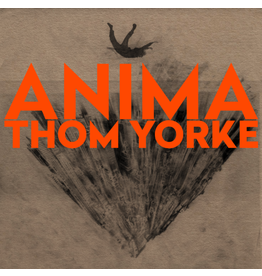 XL Recordings Thom Yorke - ANIMA