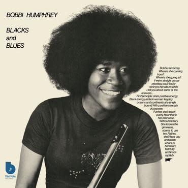 Blue Note Bobbi Humphrey - Blacks and Blues