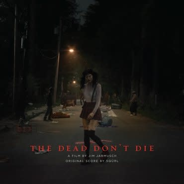 Sacred Bones Records SQÜRL - The Dead Don't Die: Original Score (Coloured Vinyl)