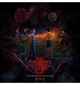 Sony Music Entertainment Various - Stranger Things: Season 3 (Coloured Vinyl)