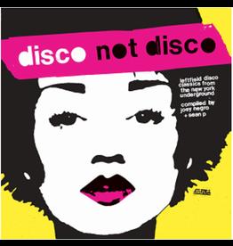 Strut Various - Disco Not Disco