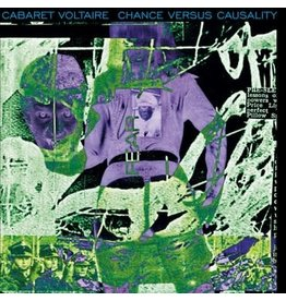 Mute Records Cabaret Voltaire - Chance Versus Causality (Coloured Vinyl)