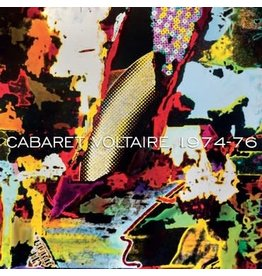 Mute Records Cabaret Voltaire - 1974-76 (Coloured Vinyl)