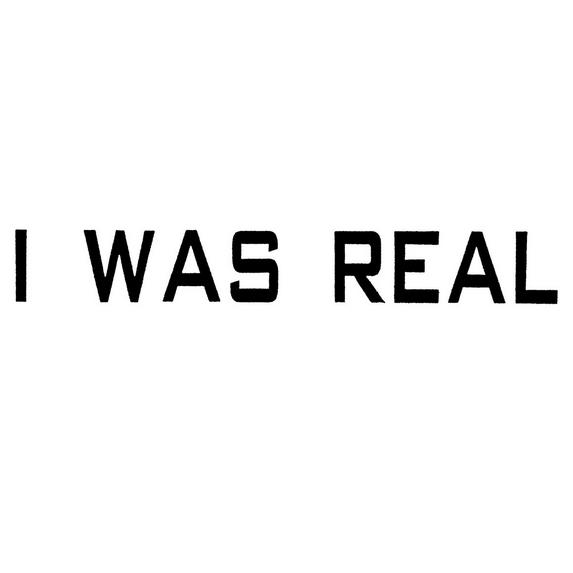TAK:TIL 75 Dollar Bill - I Was Real